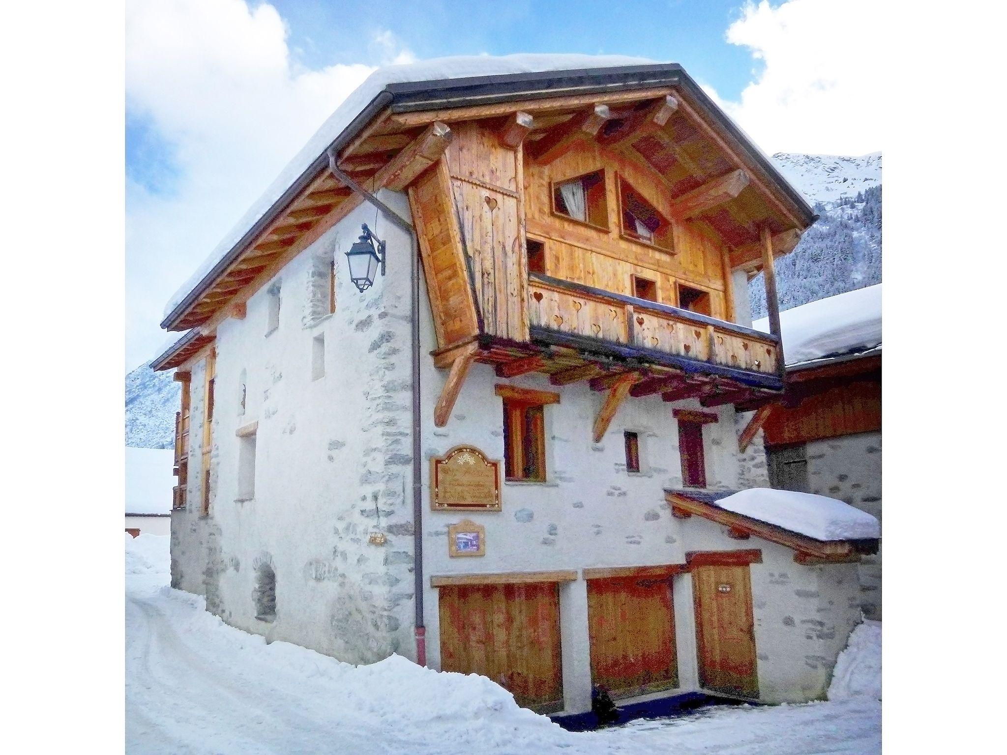 Chalet Le Haut met sauna - 18-22 personen