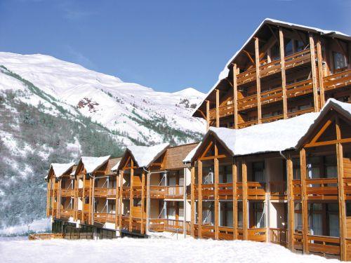 Chalet-appartement Le Hameau de Valloire met cabine – 4-6 personen