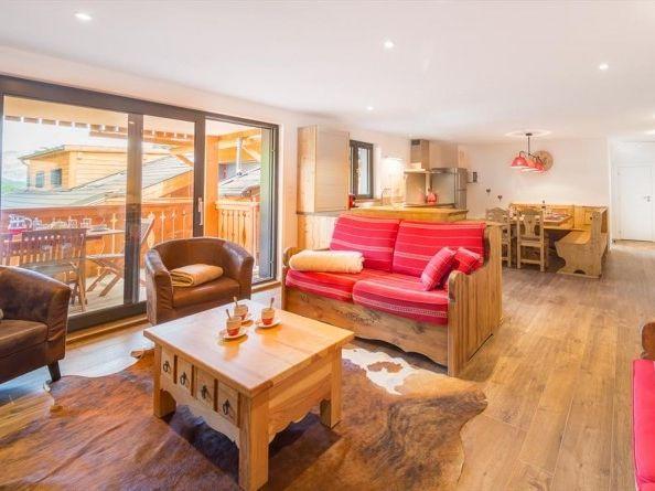Appartement Les Soldanelles nr. 18 - 6-8 personen