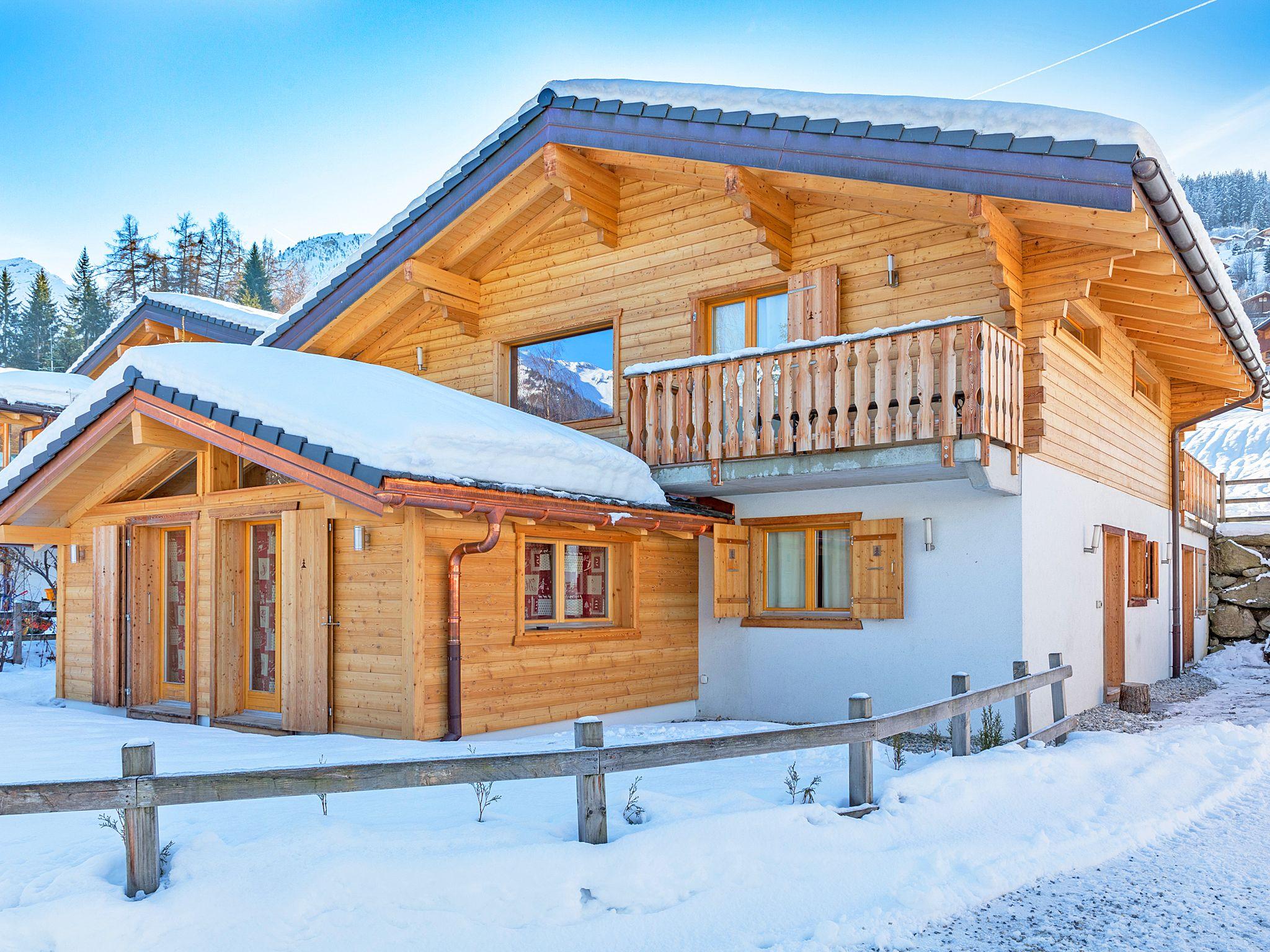 Chalet Pierina met privé sauna 10 personen