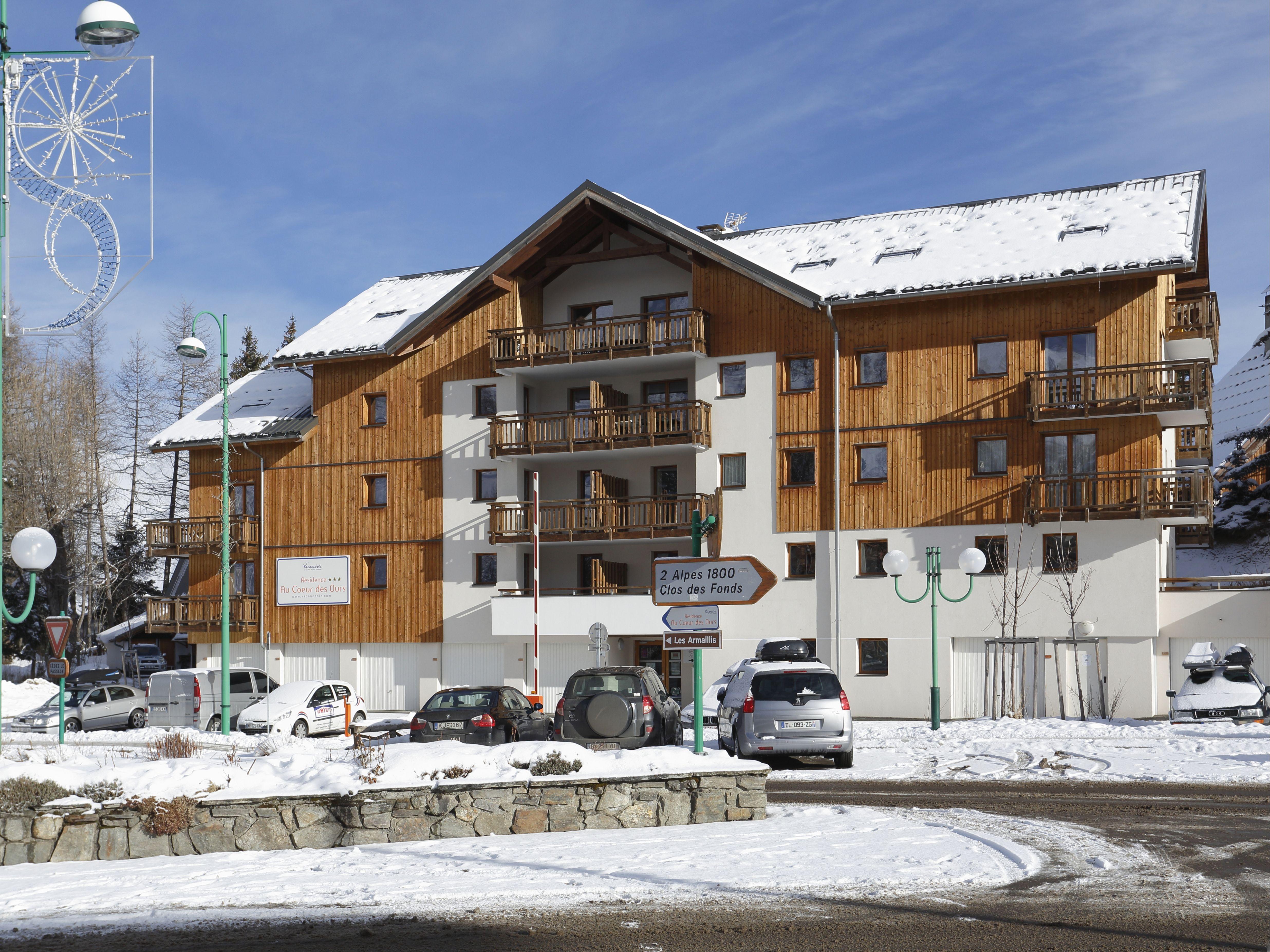 Chalet-appartement Au Coeur des Ours - 6-8 personen