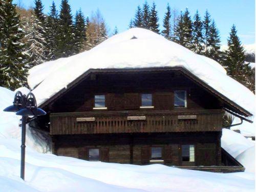 Appartement Sissipark Nassfeld met prive-sauna - 4-6 personen