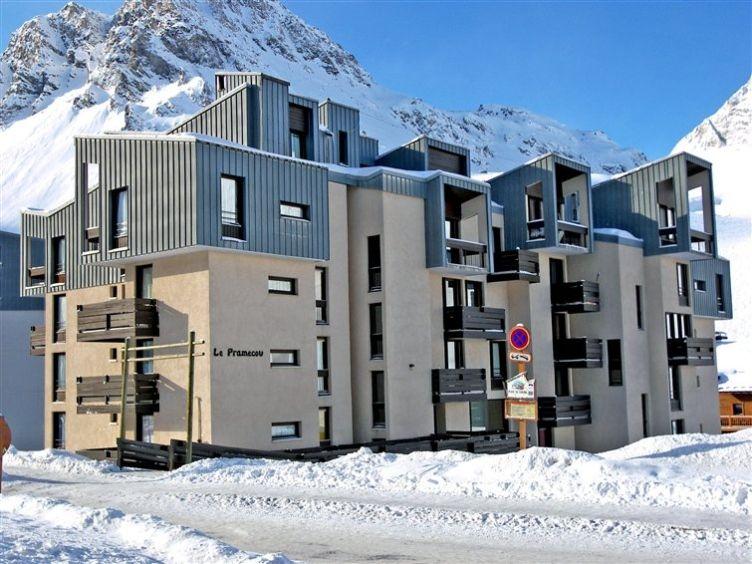 Appartement Le Pramecou - 4-7 personen