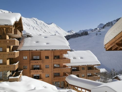 Chalet-appartement CGH Le Village de Lessy