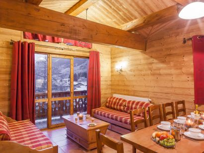 Chalet-appartement Les Balcons de Val Cenis Village