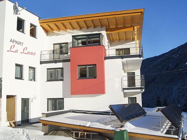 Ruim appartement voor 14 personen in Kappl