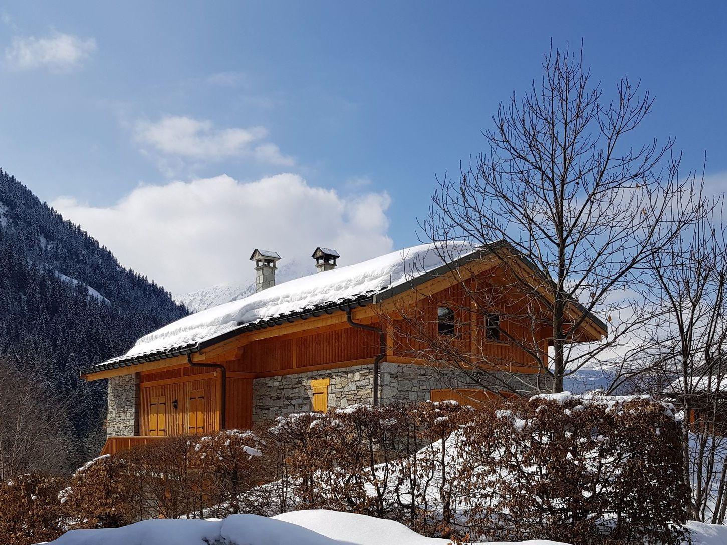 Chalet Alideale met privé-sauna - 10-12 personen