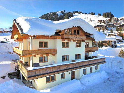 Chalet-appartement Dorferhaus - 6 personen