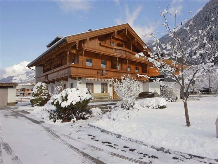 appartement Mayrhofen - Chalet-Hollenzen