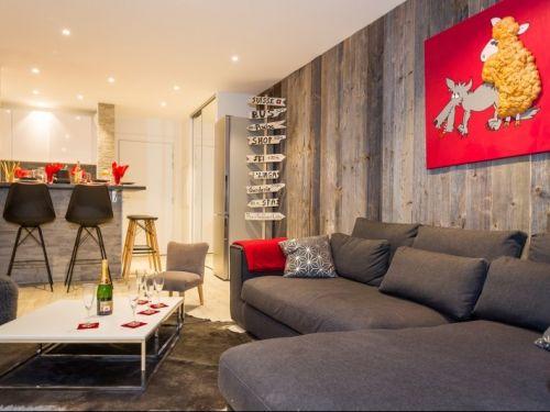 Appartement Les Soldanelles nr. 2 - 3-5 personen