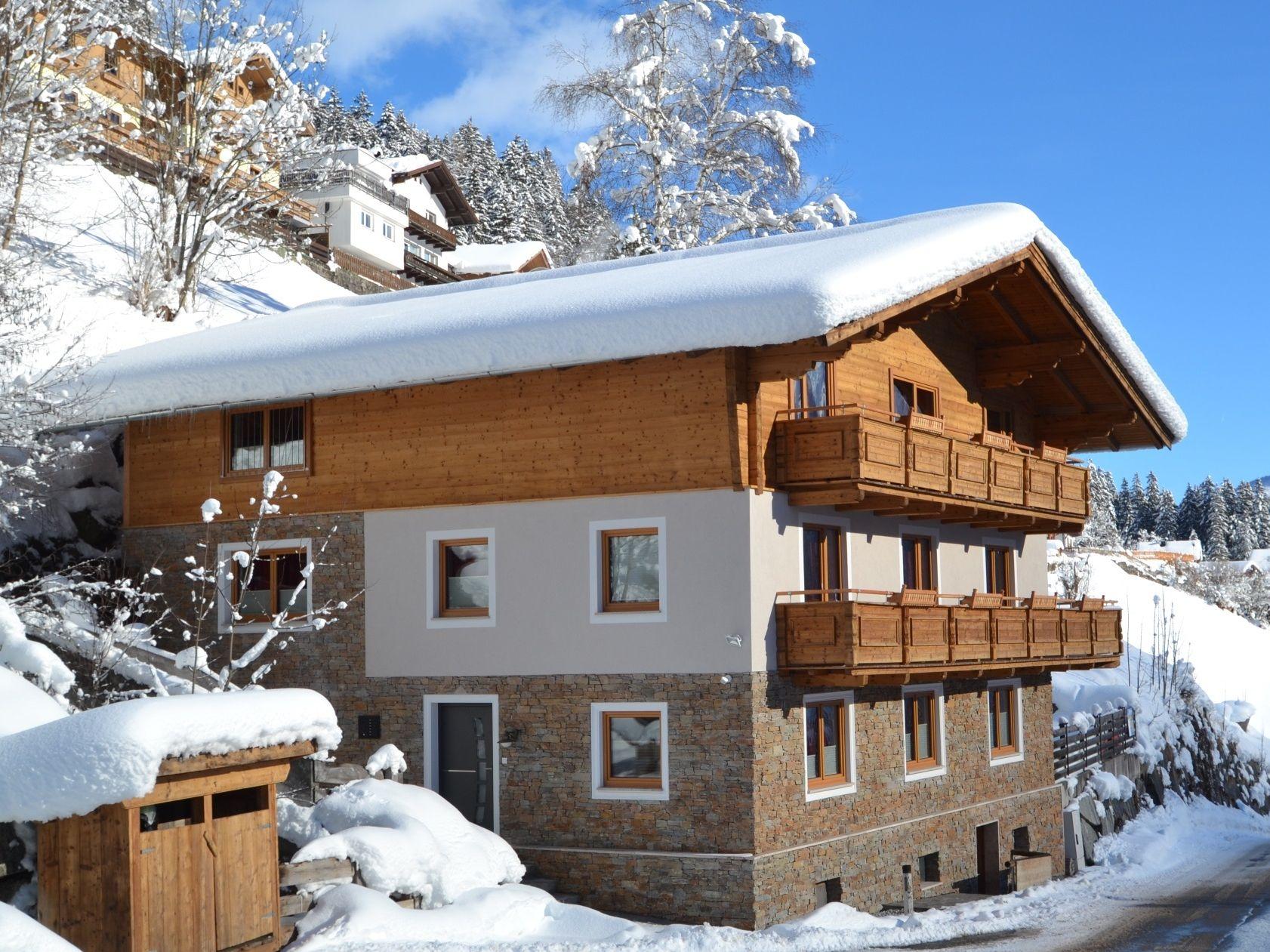 Chalet-appartement Ferienhaus Rieder - 14 personen