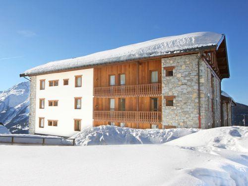 Chalet-appartement Les Balcons de La Rosière - 4-6 personen