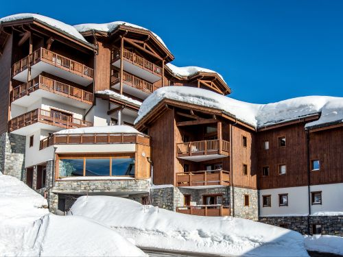Chalet-appartement CGH Lodge Hemera - 2-4 personen
