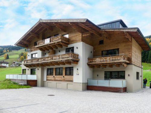 Chalet-appartement Saalbacher Perle - 11 personen