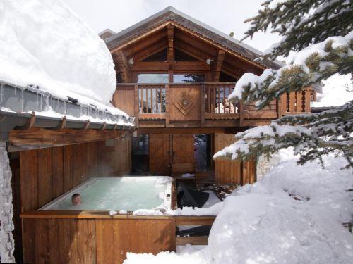 Chalet Carlina inclusief catering met sauna en jacuzzi - 16-20 personen