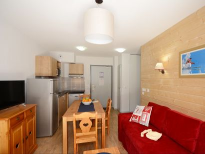 Appartement Le Crystal Blanc