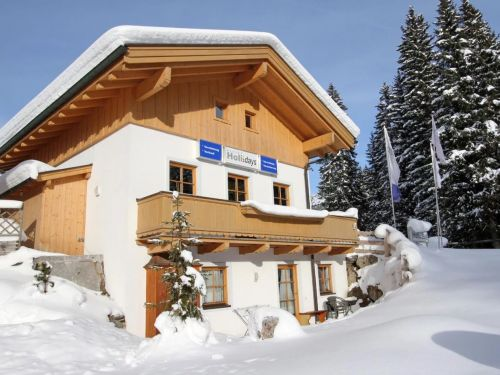 Chalet-appartement Holiday-4
