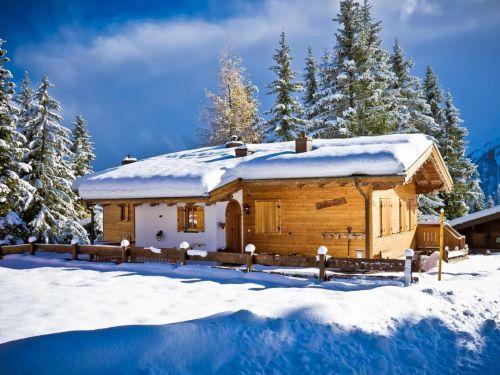 Chalet Jacky's Hütte – 4-5 personen