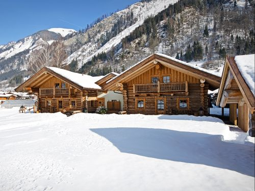 Chalet Alpenchalet - 8 personen