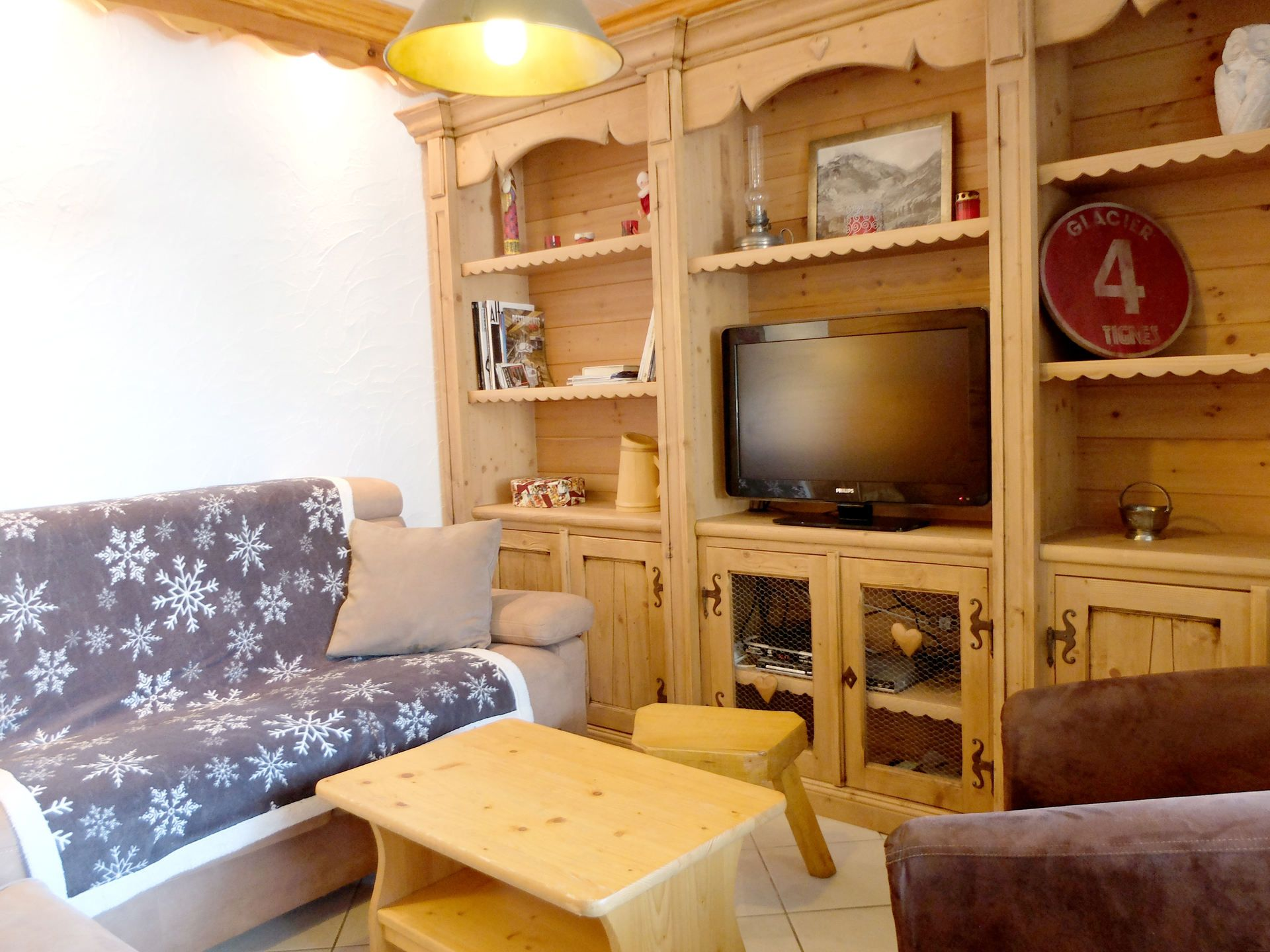 Appartement Hameau de Toviere - 6-9 personen