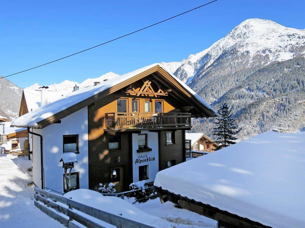 Chalet-appartement Haus Alpenblick - 8 personen