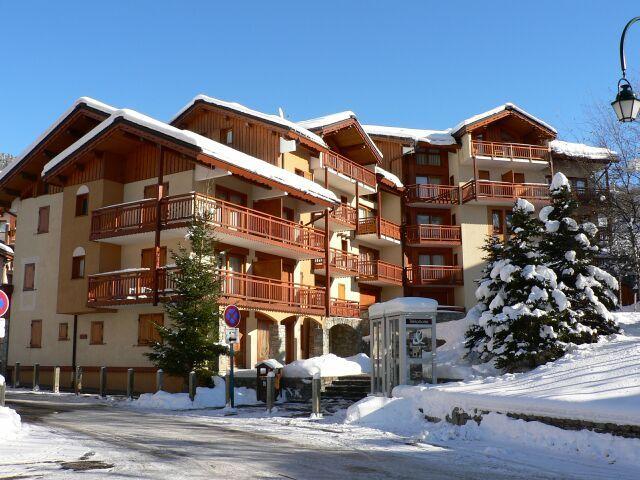 Appartement Les Balcons de Tougnettes eerste verdieping - 4-6 personen