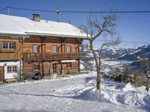 Appartement Troadstadl Windaublick - 4-6 personen