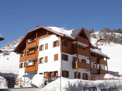 Chalet-appartement Residence Alpenrose incl. halfpension-1