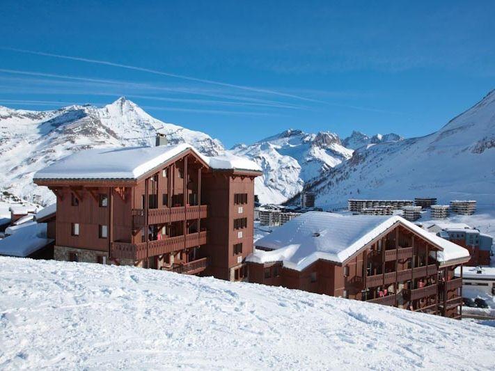 Chalet-appartement Résidence Village Montana - 6 personen