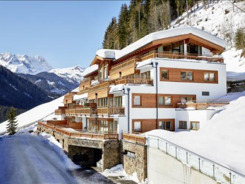 Appartement Gerlos Alpine Estate Penthouse Luxe met sauna - 8 personen