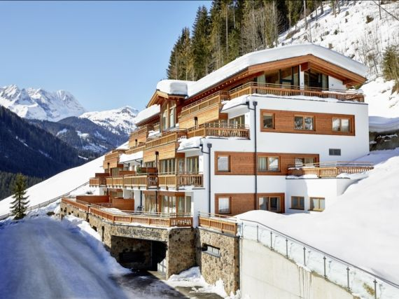 Appartement Gerlos Alpine Estate Type 1 - 4 personen