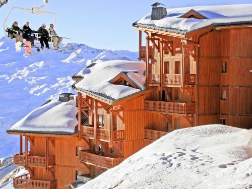 Chalet-appartement Les Balcons de Val Thorens - 16 personen