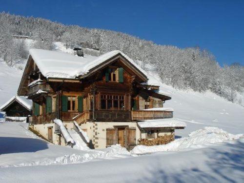 Chalet Le Vieux inclusief catering en privé-sauna - 12-16 personen