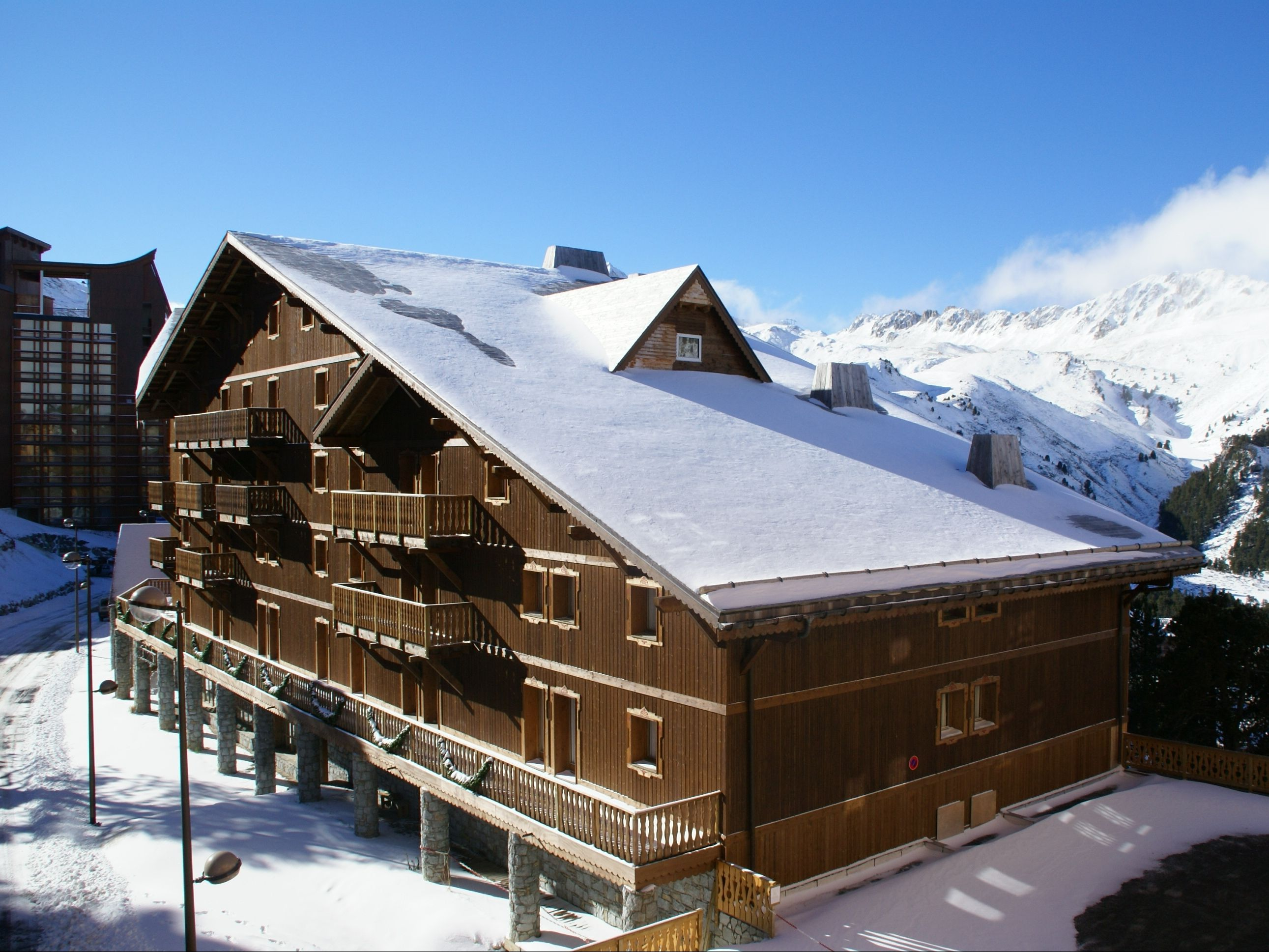 Chalet-appartement Altitude - 10-12 personen