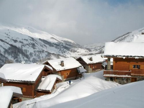 Chalet-appartement Holiday