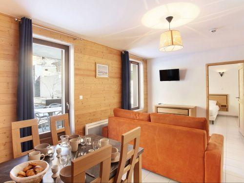 Chalet-appartement Mendi Alde studio - 2 personen