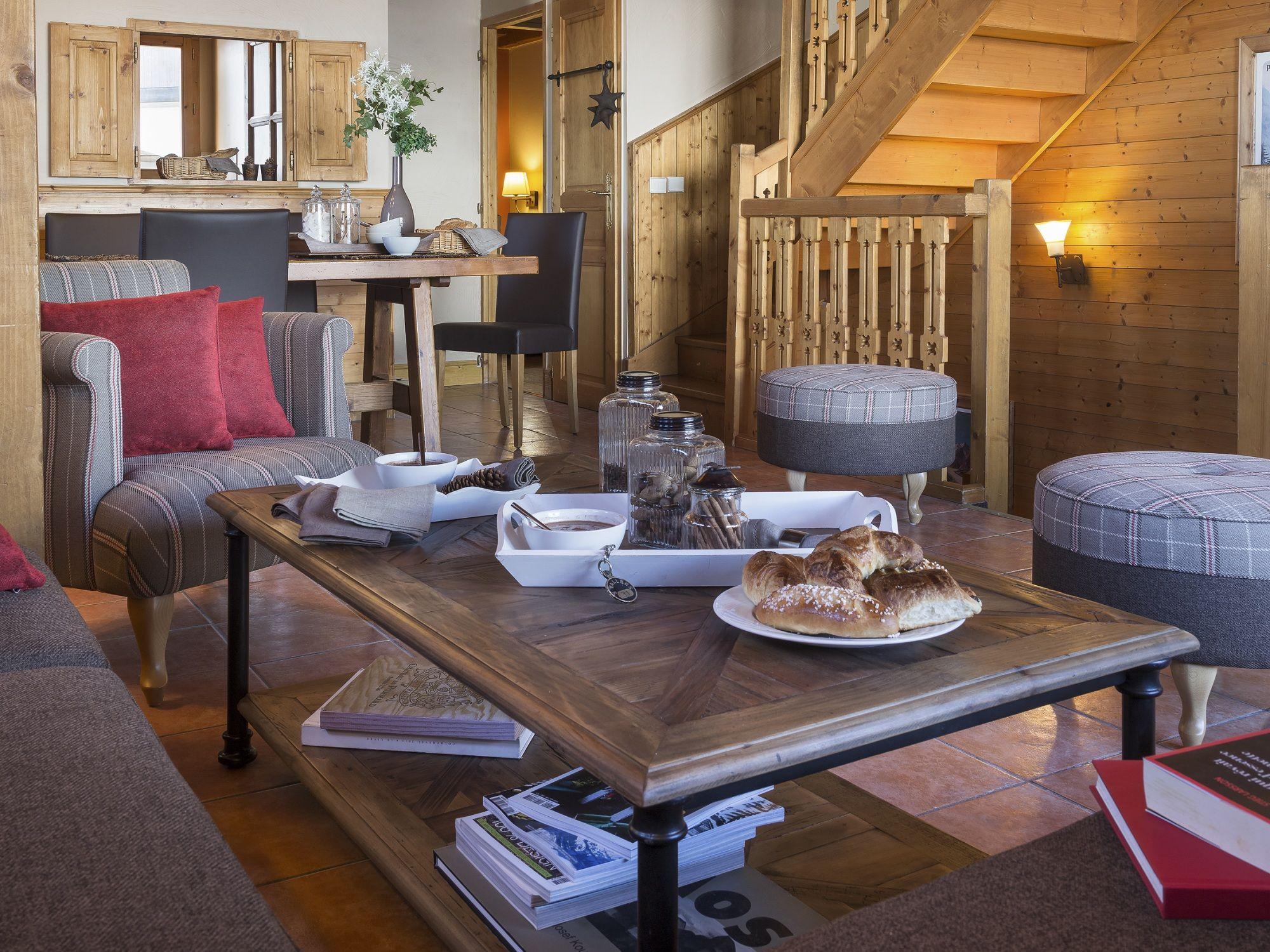 wintersport les menuires chalet appartement montagnettes hameau de la sapini 232 re 11