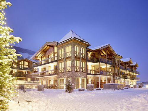Chalet-appartement Wildkogel Resort Bramberg Penthouse type 3 - 6-10 personen