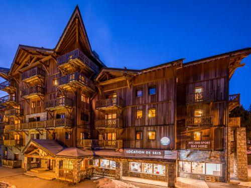 Chalet-appartement Altitude de l'Ours - 4-6 personen