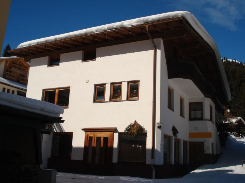 Chalet st Anton am Arlberg - Chalet Arlberg inclusief catering