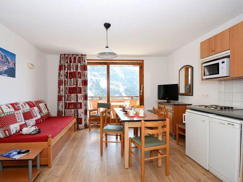 Appartement Le Dôme des Rousses - 5-7 personen