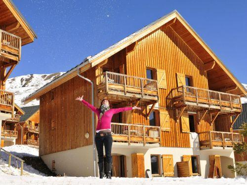 Chalet-appartement Les Marmottes - 6-8 personen