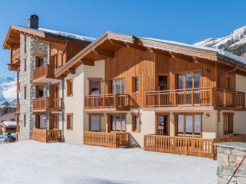 Chalet-appartement Les Balcons de Val Cenis Village – 6-9 personen
