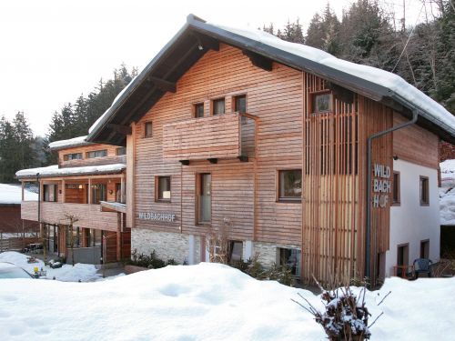 Appartement Wildbachhof - 8-10 personen