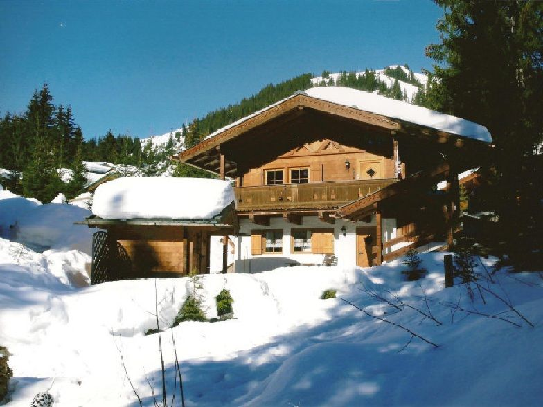 Chalet-appartement Merlenhütte Top EG - 2-4 personen