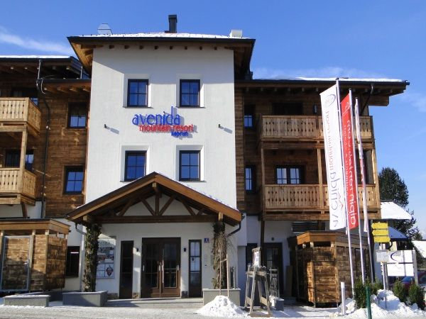 Appartement Avenida Mountain Resort begane grond - 4-6 personen