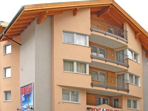 Appartement Alpenperle - 2-4 personen