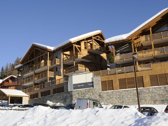 Chalet-appartement CGH l'Oree des Neiges - 4-6 personen