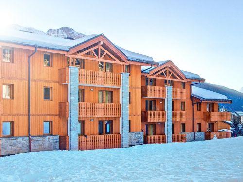 Chalet-appartement Les Balcons de Val Cenis Le Haut – 12-15 personen