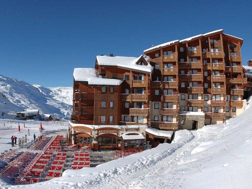 Appartement Village Montana - 2-4 personen in Val Thorens - Les Trois Vallées, Frankrijk foto 734437